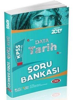 Data 2017 KPSS Tarih A Dan Z Ye Soru Bankası