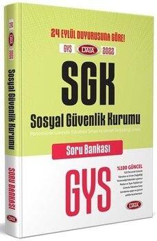 Data 2022 GYS SGK Soru Bankası