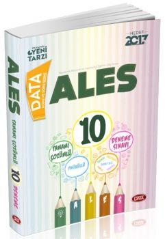 Data ALES 2017 Tamamı Çözümlü 10 Deneme Sınavı