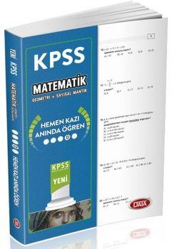 Data KPSS 2016 Matematik Geometri Sayısal Mantık Hemen Kazı Anında Öğren Çek Kopar Yaprak Test