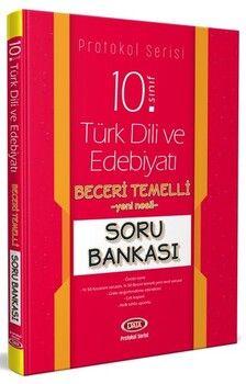Data Yayınları 10. Sınıf Türk Dili ve Edebiyatı Beceri Temelli Soru Bankası
