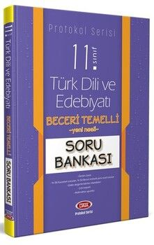 Data Yayınları 11. Sınıf Türk Dili ve Edebiyatı Beceri Temelli Soru Bankası