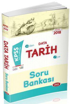 Data Yayınları 2018 KPSS Tarih Soru Bankası