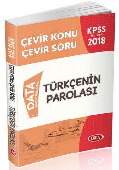 Data Yayınları 2018 KPSS Türkçe nin Parolası Çevir Konu Çevir Soru