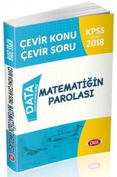 Data Yayınları 2018 KPSS Matematiğin Parolası Çevir Konu Çevir Soru