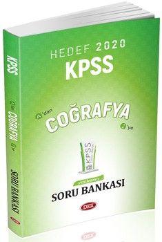 Data Yayınları 2020 KPSS Coğrafya Soru Bankası