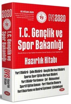 Data Yayınları 2020 GYS T.C. Gençlik ve Spor Bakanlığı Hazırlık Kitabı