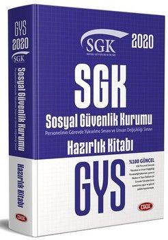Data Yayınları 2020 GYS Sosyal Güvenlik Kurumu Hazırlık Kitabı