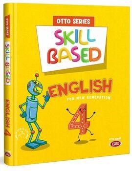 Data Yayınları 4. Sınıf Otto Series Skill Based English