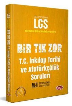 Data Yayınları 8. Sınıf LGS T.C. İnkılap Tarihi ve Atatürkçülük Bir Tık Zor Soruları