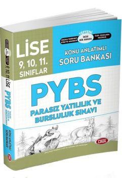 Data Yayınları 9. 10. 11. Sınıflar PYBS Konu Anlatımlı Soru Bankası