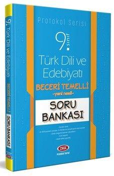 Data Yayınları 9. Sınıf Türk Dili ve Edebiyatı Beceri Temelli Soru Bankası
