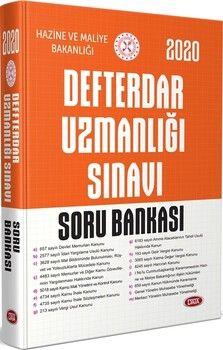 Data Yayınları Defterdar Uzmanlığı Sınavı Soru Bankası