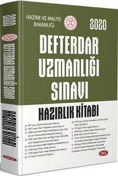Data Yayınları Defterdar Uzmanlığı Sınavı Hazırlık Kitabı