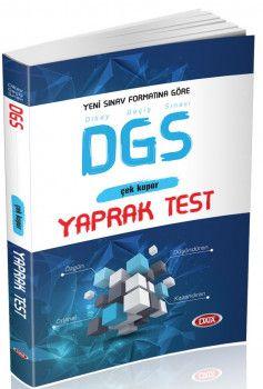 Data Yayınları DGS Çek Kopar Yaprak Test