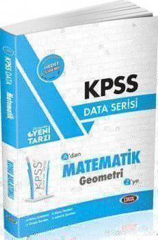 Data Yayınları KPSS Matematik Geometri Adan Zye