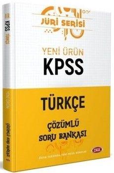 Data Yayınları KPSS Türkçe Jüri Serisi Çözümlü Soru Bankası