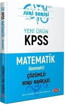 Data Yayınları KPSS Matematik Jüri Serisi Çözümlü Soru Bankası