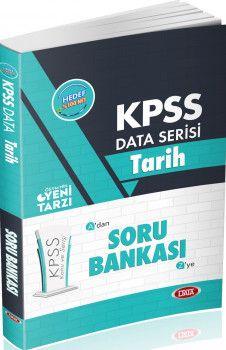 Data Yayınları KPSS Tarih Soru Bankası