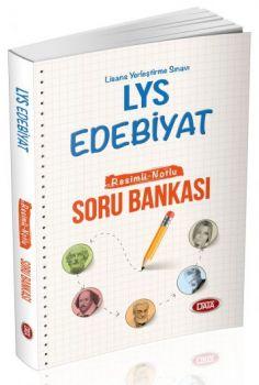 Data Yayınları LYS Edebiyat Resimli Notlu Soru Bankası