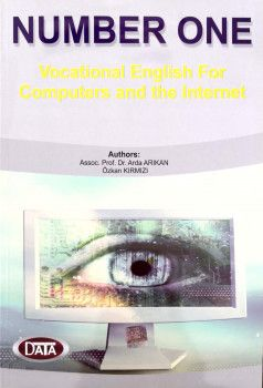 Data Yayınları Number One Vocational English For Computers and The Internet