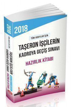 Data Yayınları Taşeron İşçilerin Kadroya Geçiş Sınavı Hazırlık Kitabı