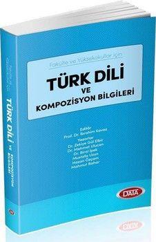 Data Yayınları Türk Dili ve Kompozisyon Bilgileri