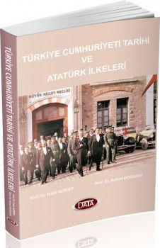 Data Yayınları Türkiye Cumhuriyeti Tarihi ve Atatürk İlkeleri