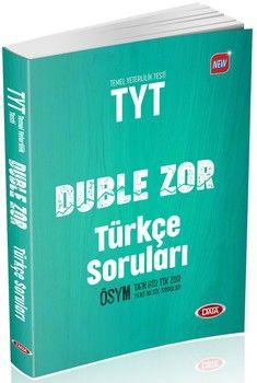 Data Yayınları TYT Türkçe Duble Zor Soruları