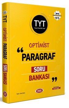 Data Yayınları TYT Paragraf Optimist Soru Bankası