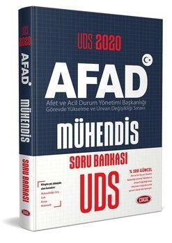 Data Yayınları UDS AFAD Mühendis Soru Bankası