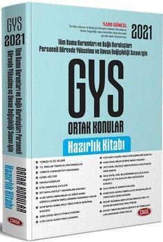 Data Yayınları2020 Türkiye Kamu Kurumları ve Bağlı Kuruluşları Personel GYS ve Unvan Değişikliği Ortak Konular Hazırlık Kitabı