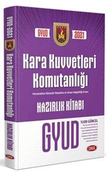 Data YayınlarıKara Kuvvetleri Komutanlığı GYUD Hazırlık Kitabı
