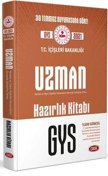 Data YayınlarıT.C. İçişleri Bakanlığı Uzman GYS Hazırlık Kitabı
