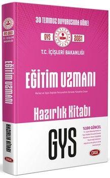 Data YayınlarıT.C. İçişleri Bakanlığı Eğitim Uzmanı GYS Hazırlık Kitabı