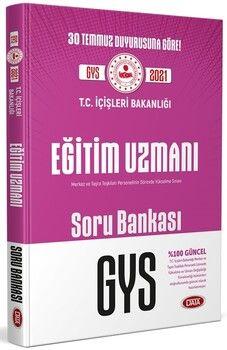 Data YayınlarıT.C. İçişleri Bakanlığı Eğitim Uzmanı GYS Soru Bankası