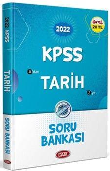 Data Yayınları2022 KPSS Tarih Soru Bankası