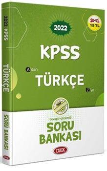 Data Yayınları2022KPSS Türkçe Soru Bankası