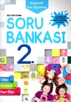 Dört İşlem Yayınları 2. Sınıf Kazanımlı Tam Öğrenme Tüm Dersler Soru Bankası
