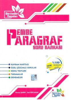 Dörttedört Yayınları Pembe Paragraf Soru Bankası