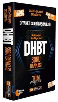 DDY Yayınları 2020 DHBT Tüm Adaylar Soru Bankası Ahkam Serisi