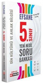 DDY Yayınları 5. Sınıf Din Kültürü ve Ahlak Bilgisi Efsane Soru Bankası