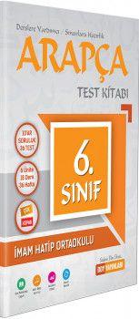 DDY Yayınları 6. Sınıf Arapça Test Kitabı