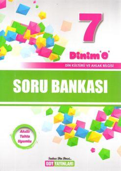 DDY Yayınları 7. Sınıf TEOG Din Kültürü ve Ahlak Bilgisi Soru Bankası