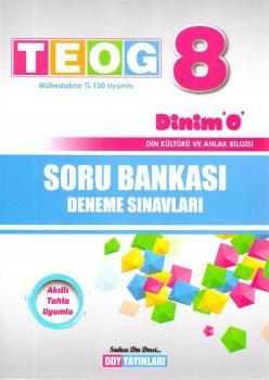 DDY Yayınları 8. Sınıf TEOG Din Kültürü ve Ahlak Bilgisi Soru Bankası