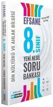 DDY Yayınları 8. Sınıf Din Kültürü ve Ahlak Bilgisi Efsane Soru Bankası