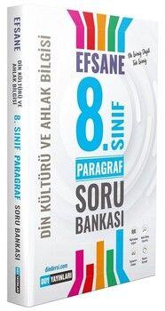 DDY Yayınları 8. Sınıf LGS Din Kültürü ve Ahlak Bilgisi Paragraf Efsane Soru Bankası