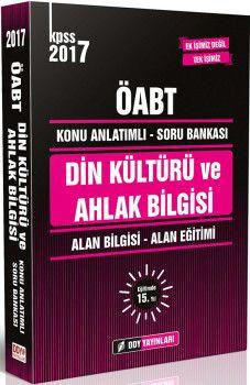 DDY Yayınları ÖABT Din Kültürü ve Ahlak Bilgisi Öğretmenliği Konu Anlatımlı Soru Bankası