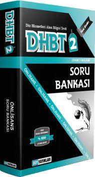 DDY Yayınları DHBT 2 Önlisans Soru Bankası