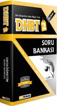 DDY Yayınları DHBT 2 Ortaöğretim Soru Bankası